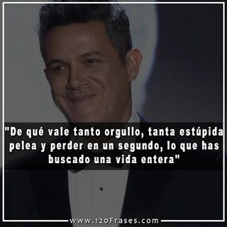 De Alejandro Sanz 1 De 5 Frases Alejandro Sanz Frases Bonitas