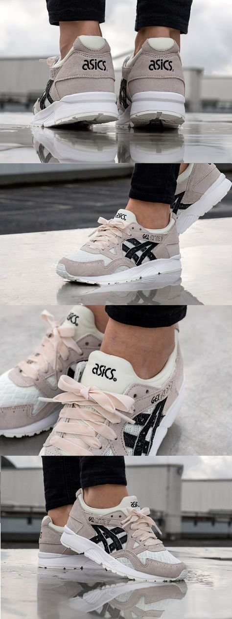 Gel Lyte V Low High Trainers Cream Black Sneakers Fashion