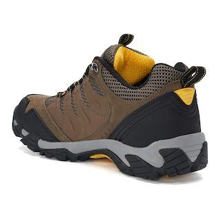 Men hiking, Hiking shoes