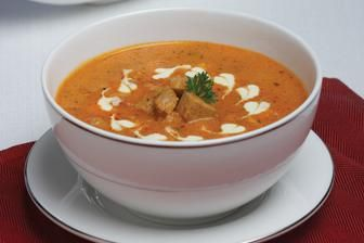 Creamy Tomato Soup Sup Tomat Resep Resep Sup