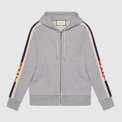 New Men/'s Grey Marl Ace Couture Cotton Mix Zipped Hoodie Size Small £60
