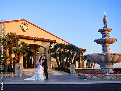 Trump National Golf Club Los Angeles Wedding Location Ocean Views Locations Clubs And Palo Verde