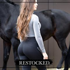 Sculpture leggings are RESTOCKED in Black and Slate 🙌🏼 This is the last restock for Christmas and these sold out in minutes on Black Friday - limited stock available so let your Santa know and avoid disappointment 🎄🖤💫