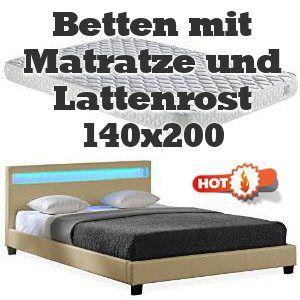 Grossartig Futonbett 120x200 Mit Lattenrost Und Matratze