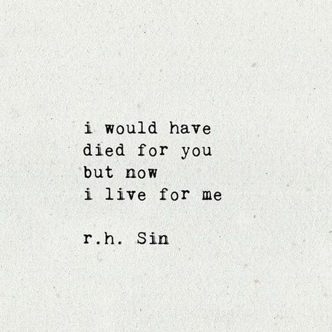 30 R.H. Sin Quotes To Help Heal Your Soul