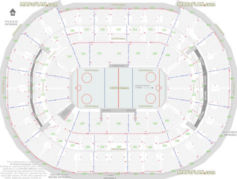 The Most Stylish As Well As Attractive Verizon Seating Chart With Seat Numbers