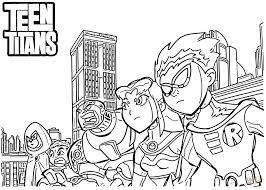Resultado De Imagem Para Jovens Titans Para Pintar Desenhos Para