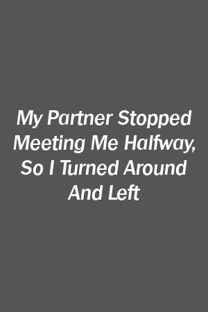 To meet my girlfriend