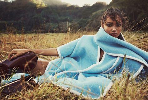 Photos De Mode Norman Jean Roy Porter Magazine Fashion