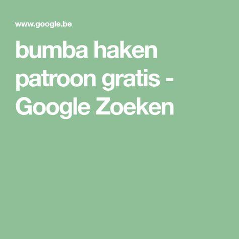 List Of Pinterest Bumba Haken Patroon Pictures Pinterest Bumba