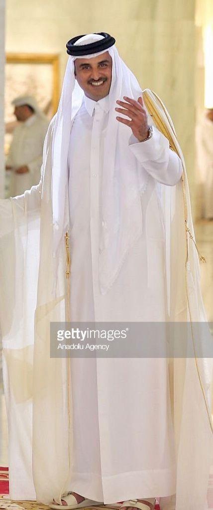 الشيخ تميم بن حمد ال ثاني Qatar S Emir Sheikh Tamim Bin Hamad Al Thani Qatar Fashion Chef Jackets