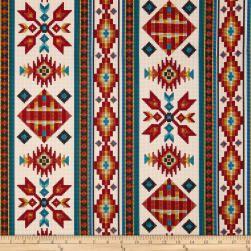 Tucson Beaded Stripe Cream Fabric Stores Online Vinyl Fabric