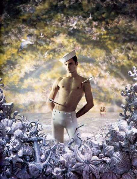 Pierre and Gilles -St. Sebastian of the Sea (1994)