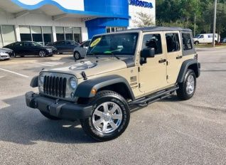 2018 Jeep Wrangler Unlimited Sport Jk For Sale In Jacksonville Fl New Jeep Wrangler Wrangler Unlimited Sport 2017 Jeep Wrangler