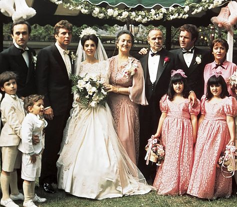 Wedding Dress From The Godfather Wedding Dresses In Cinema And