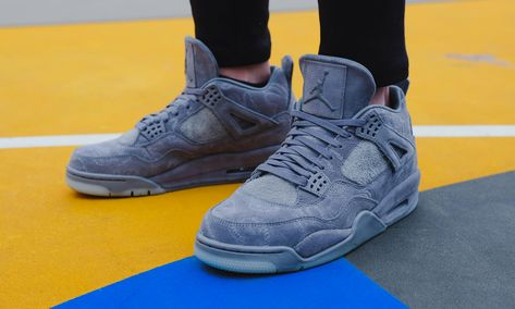 new style 47a3b 8e62e Take an look at our exclusive visuals for tomorrow s KAWS x Jordan capsule  shot on the KAWS court in NYC.