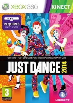 Just Dance 2014 X360 Just Dance Danca In This World