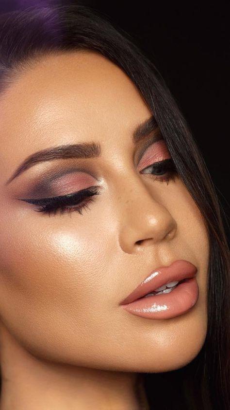 Nude Lipstick Makeup Tutorial