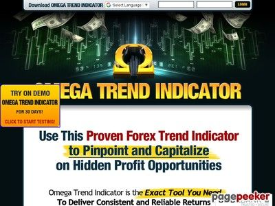 Omega Trend Indicator The Best Forex Mt4 Indicator Forex Trading