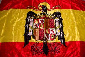 A Bandera Espana Aguila De San Juan Medidas 145 X 90 Cm Tela Saten Bandera España Bandera San Juan