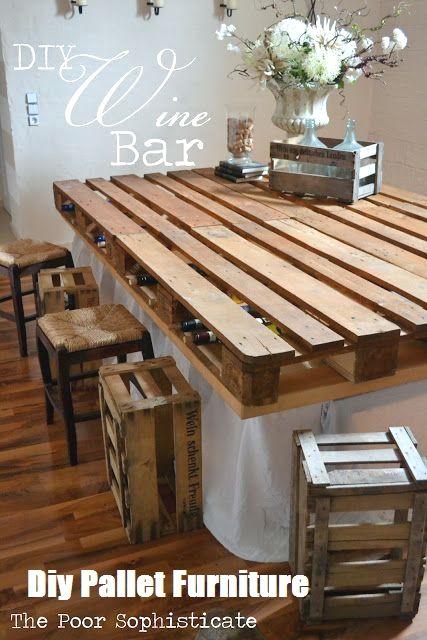 Diy Reclaimed Wood Furniture Pallet To Furniture Ic Mekanlar