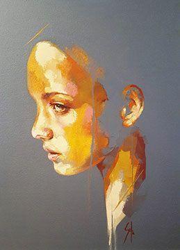Selected Artworks Portrettmaleri Portrett Kunst Kunstprosjekter