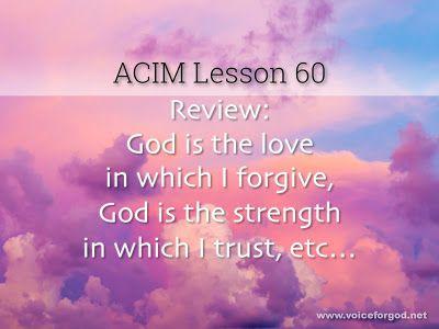 Miracle Life Acim Workbook Lesson 60 Personalised Wedding