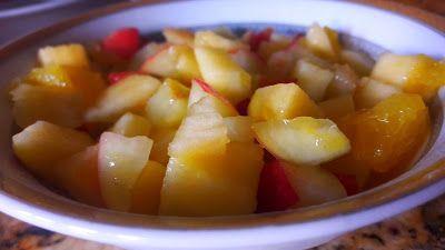 طبخات على البال سلطة فواكه Fruit Salat Food Cooking Fruit Salad