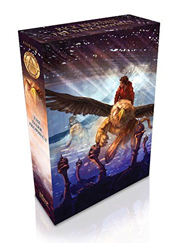 Buy The Dark Prophecy The Trials Of Apollo Series Books