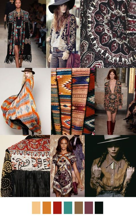 BOHO BANDIT trend in fashion. For more follow www.pinterest.com/ninayay and stay positively #inspired #FashionTrendsSs17
