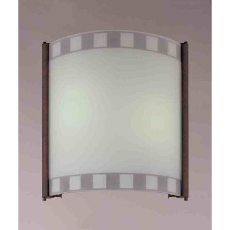 Volume Lighting V6040 12 Height Wall Washer Sconce With 2 Lights