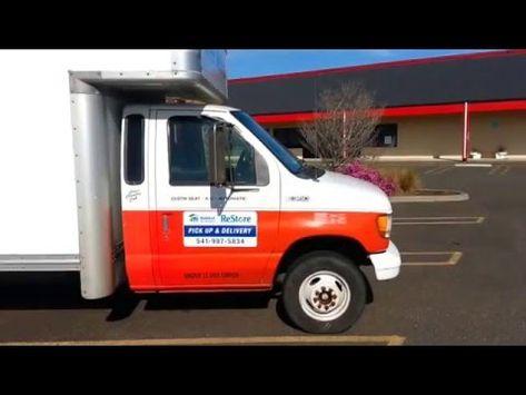 e3e7393d9b 1981 Ford E350 E-350 Van Box Camper Toy Hauler Vanbox For Sale! - YouTube