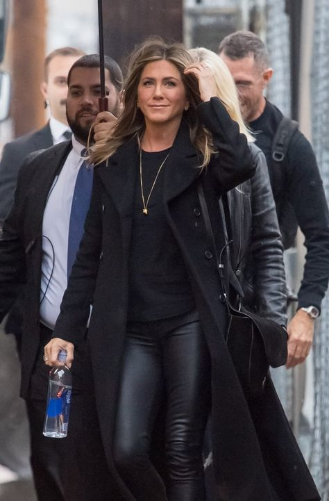 Jennifer Aniston Just Wore the 2019 Version of Your Favorite Boots