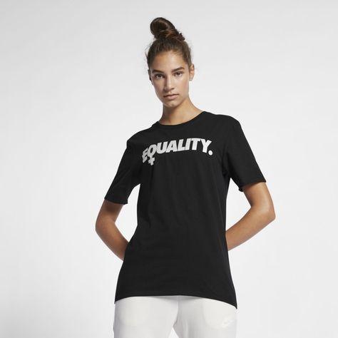 nike shirt equality