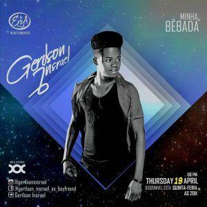 Gerilson Insrael Minha Bebada Kizomba 2018 Download Mp3