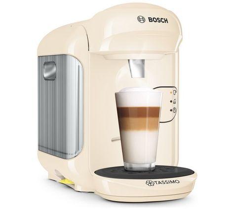 Tassimo By Bosch Vivy 2 Pod Coffee Machine Cream Home
