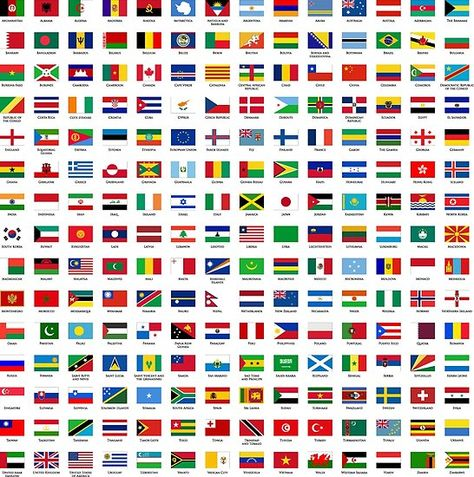 World Flags Poster By Nolan12 Flags Of The World International Flags National Flag
