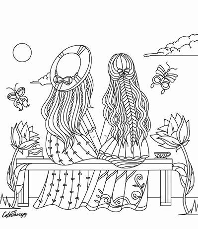 Pin On Coloring Book Page