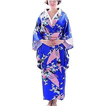 Botanmu Frauen Kimono Robe Japanische Kleid Fotografie Cosplay