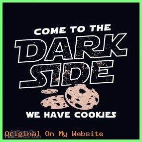 Iphone Wallpapers Dark Come To The Dark Side We Have Cookies T Shirt Iphonewallpaperdar Iphone Wallpaper Dark Side The Darkest