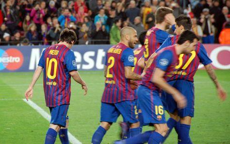 Pin En F C Barcelona