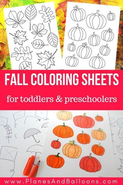 Fall Coloring Pages For Young Children Free Instant Download Fall Coloring Pages Pumpkin Coloring Pages Fall Coloring Sheets