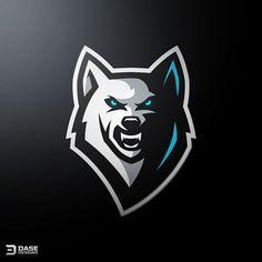 Wolf Logo Buscar Con Google Binatang Logo Keren Dan Desain Logo
