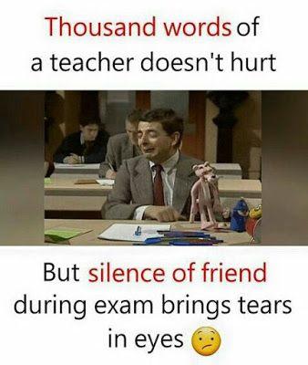 Teacher And Student Funny Jokes In English Teacher Student Jokes Teacher Vs Student Funny Images Teacher Fu Exams Funny Fun Quotes Funny Funny English Jokes
