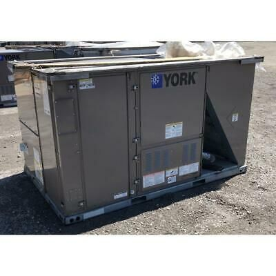York Zf120n18e2a1bad1a2 10 Ton Predator 2 Stage Gas Electric Package Unit 3ph Ebay In 2020 Gas And Electric Gas Generator The Unit