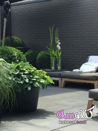 ديكورات زرع داخل المنزل2020 تنسيق النباتات داخل المنزل تزيين المنزل بالنباتات الصناعيه Brick Wall Gardens Patio Garden Outdoor Gardens