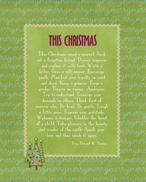 a favorite Christmas quote