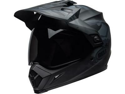 Cross Helmet Bell Mx 9 Adventure Mips Helmet Stealth Mat Black Camo New 2020 Ebay In 2020 Helmet Full Face Motorcycle Helmets Bell Helmet