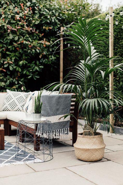 A Patio For Lounging Ikea Garden Furniture Modern Outdoor