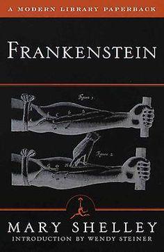 Frankenstein (Modern Library Classics)